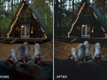 4 Frauke Hagen Daydream Lightroom Presets - FilterGrade