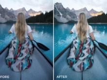 3 Frauke Hagen Daydream Lightroom Presets - FilterGrade
