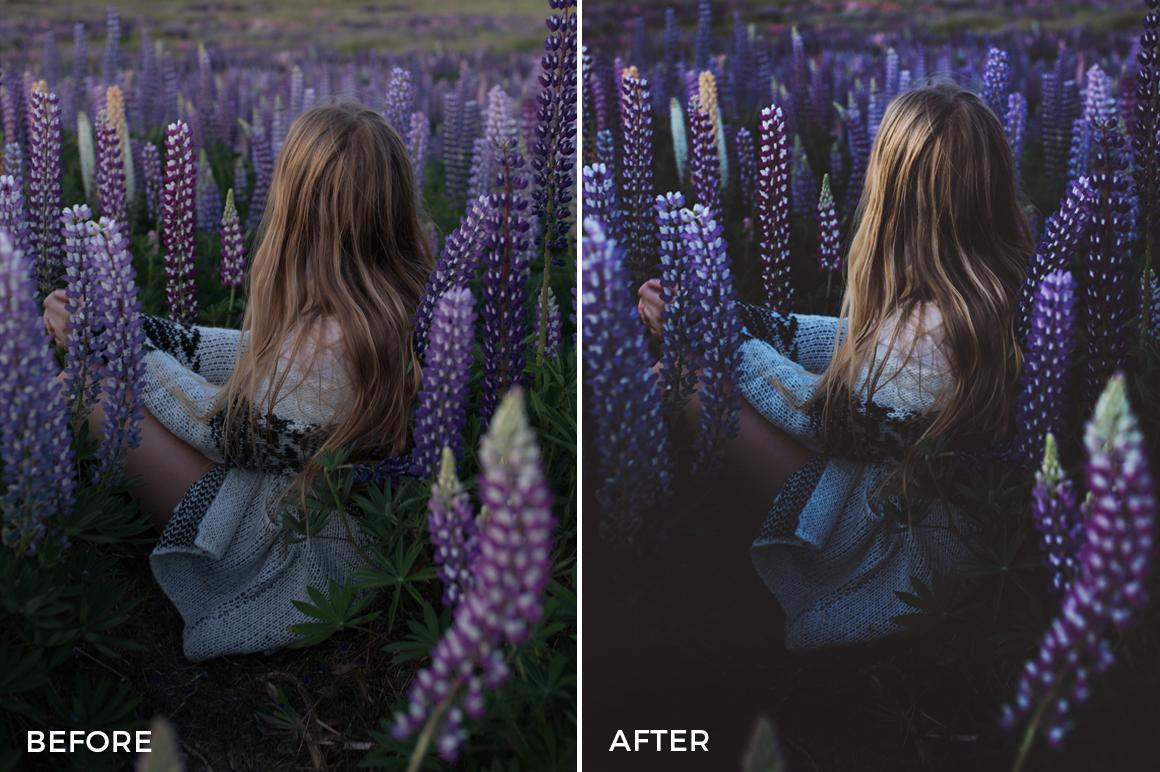 1 Frauke Hagen Daydream Lightroom Presets - FilterGrade
