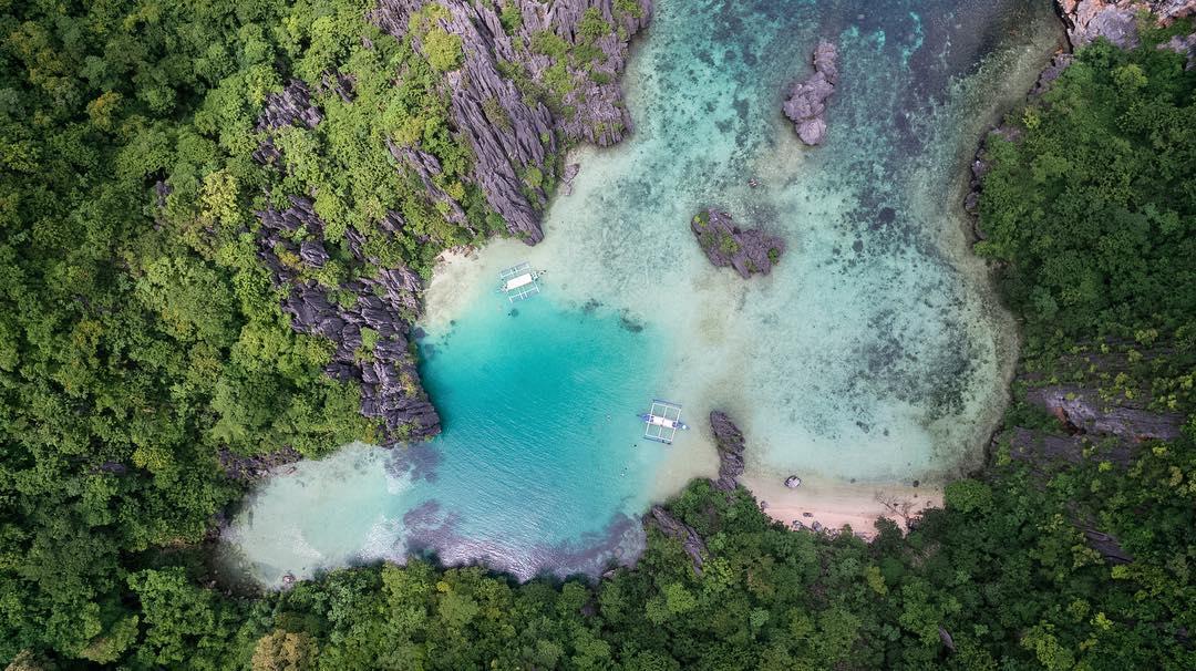 Escape Journal Aerial Photo