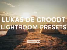 FEATURED - Lukas De Groodt Lightroom Presets - FilterGrade Digital Marketplace