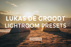 FEATURED - Lukas De Groodt Lightroom Presets - FilterGrade Digital Marketplace
