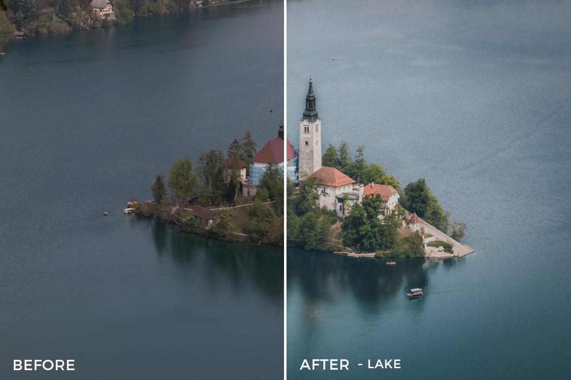 9 Lake - Lukas De Groodt Lightroom Presets - FilterGrade Digital Marketplace