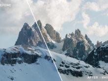 7 snow - Lukas De Groodt Lightroom Presets - FilterGrade Digital Marketplace