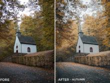 5 Autumn- Lukas De Groodt Lightroom Presets - FilterGrade Digital Marketplace