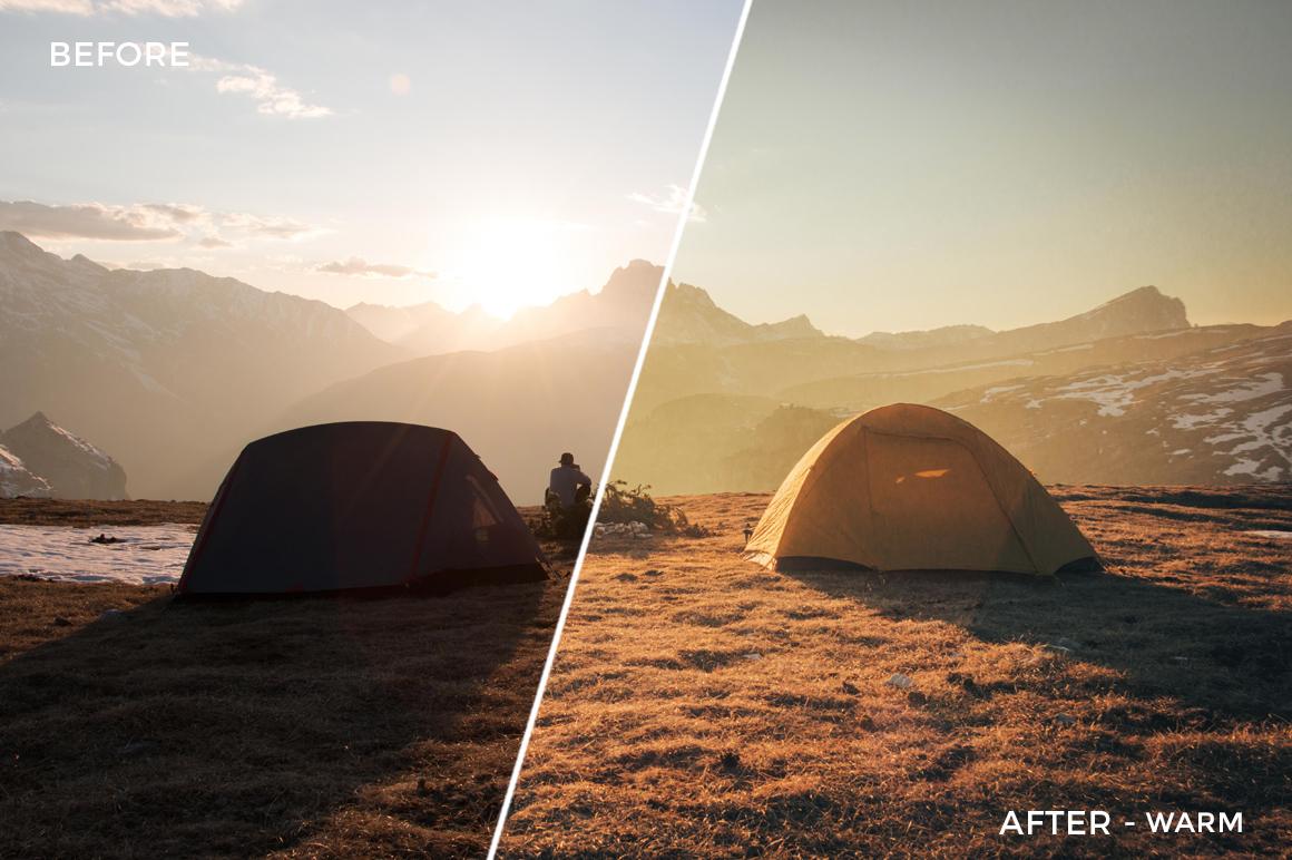3 Warm - Lukas De Groodt Lightroom Presets - FilterGrade Digital Marketplace