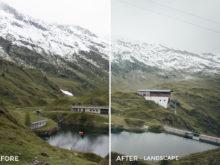 1 Landscape - Lukas De Groodt Lightroom Presets - FilterGrade Digital Marketplace