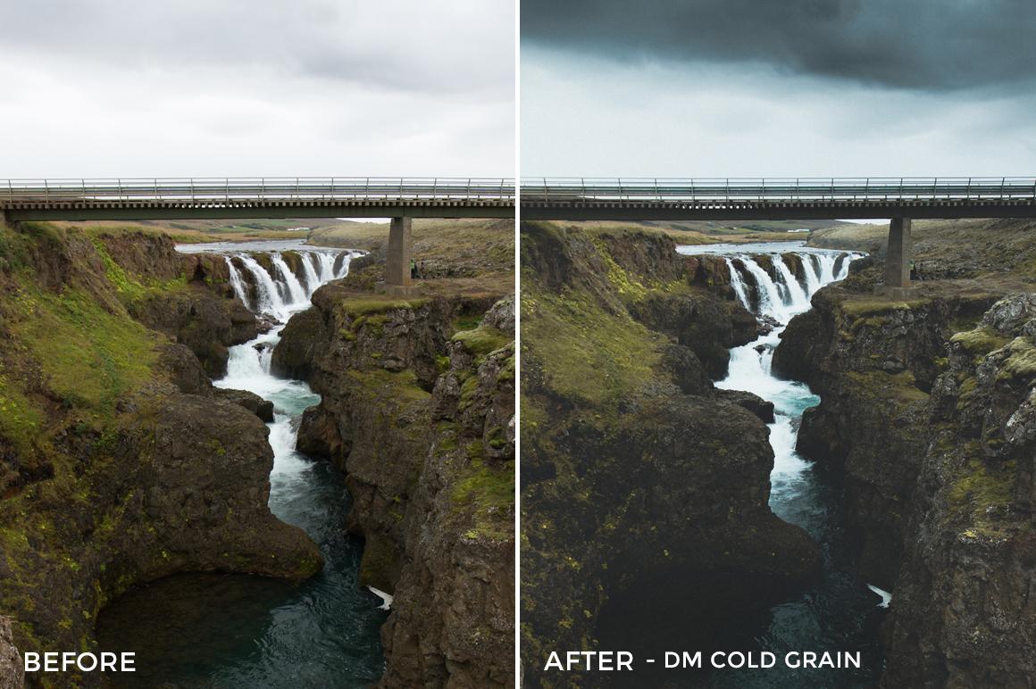 4 DM Cold Grain - Dark Matter Lightroom Presets - Noah Humphreys Photography - FilterGrade Digital Marketplace
