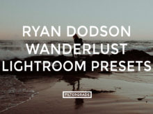 Featured Wanderlust - Ryan Dodson Wanderlust Lightroom Presets - FilterGrade Digital Marketplace