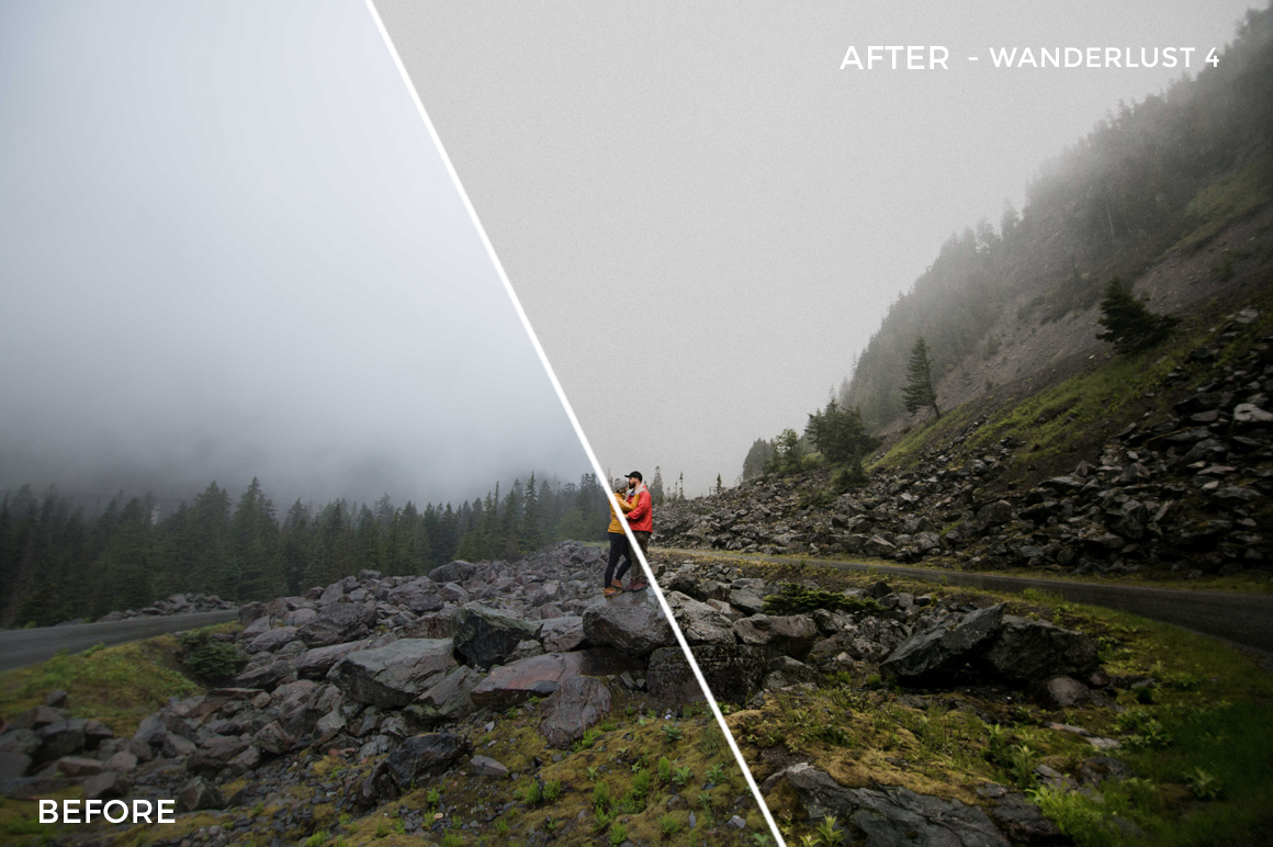 4 Wanderlust - Ryan Dodson Wanderlust Lightroom Presets - FilterGrade Digital Marketplace