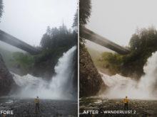 2 Wanderlust - Ryan Dodson Wanderlust Lightroom Presets - FilterGrade Digital Marketplace