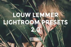 11 Featured - Louw Lemmer Lightroom Presets 2.0 - FilterGrade Digital Marketplace