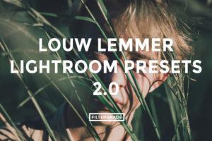 11 Featured - Louw Lemmer Lightroom Presets 2.0 - FilterGrade Digital Marketplace