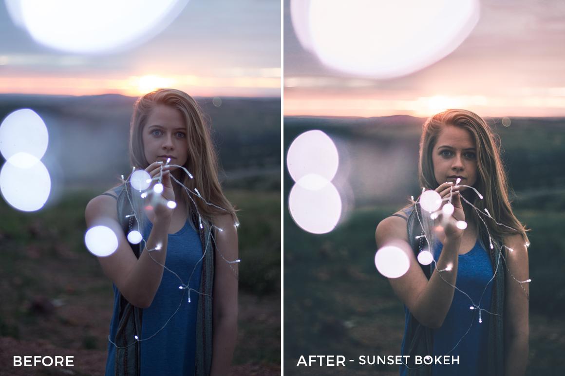 8 Sunset Bokeh - Louw Lemmer Lightroom Presets 2.0 - FilterGrade Digital Marketplace