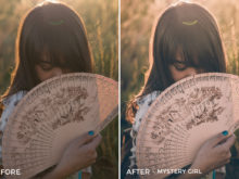 7 Mystery Girl - Louw Lemmer Lightroom Presets 2.0 - FilterGrade Digital Marketplace