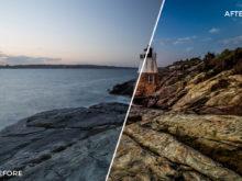 9 Landscape Legends lightroom Presets & Brushes - Marc Andre Photography - FilterGrade Digital Marketplace