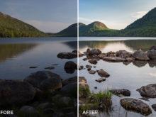 8 Landscape Legends lightroom Presets & Brushes - Marc Andre Photography - FilterGrade Digital Marketplace