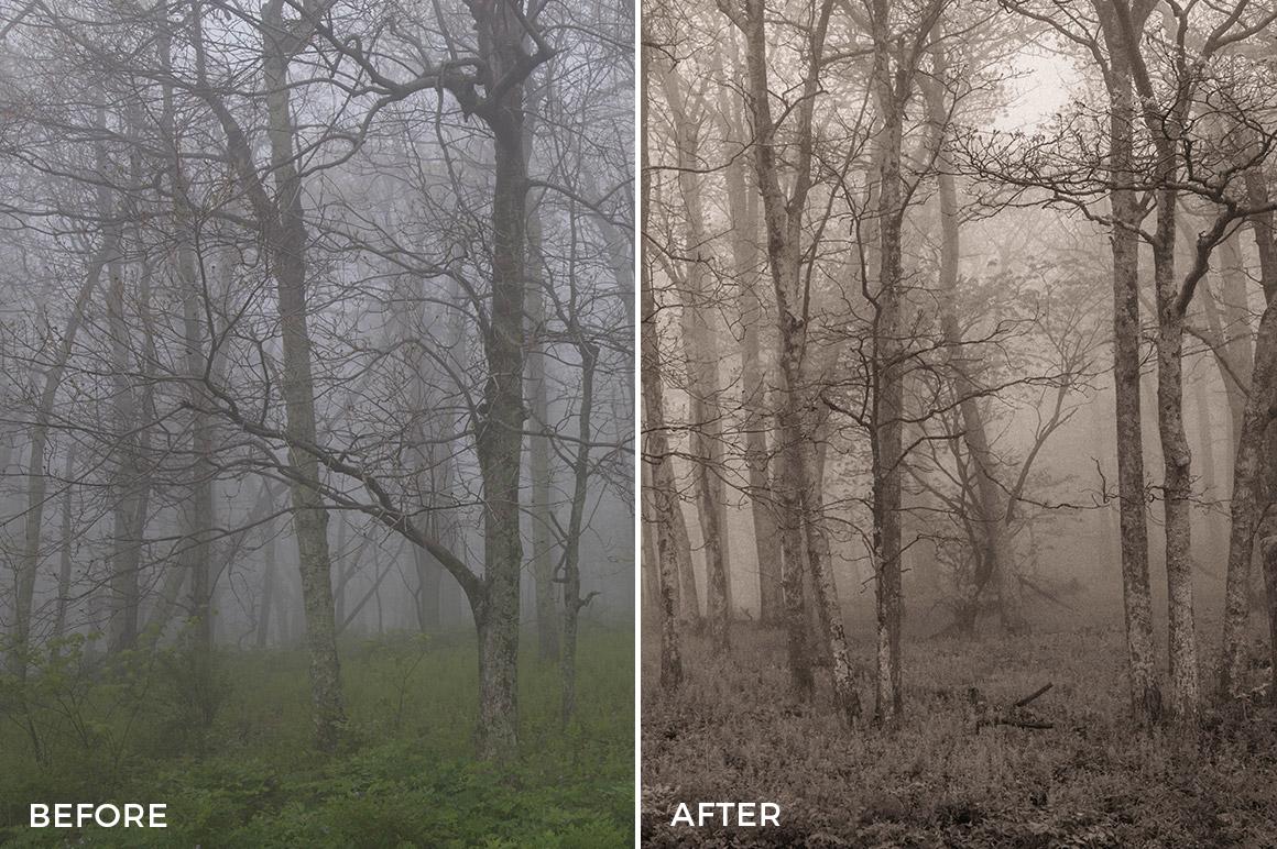 7 Landscape Legends lightroom Presets & Brushes - Marc Andre Photography - FilterGrade Digital Marketplace