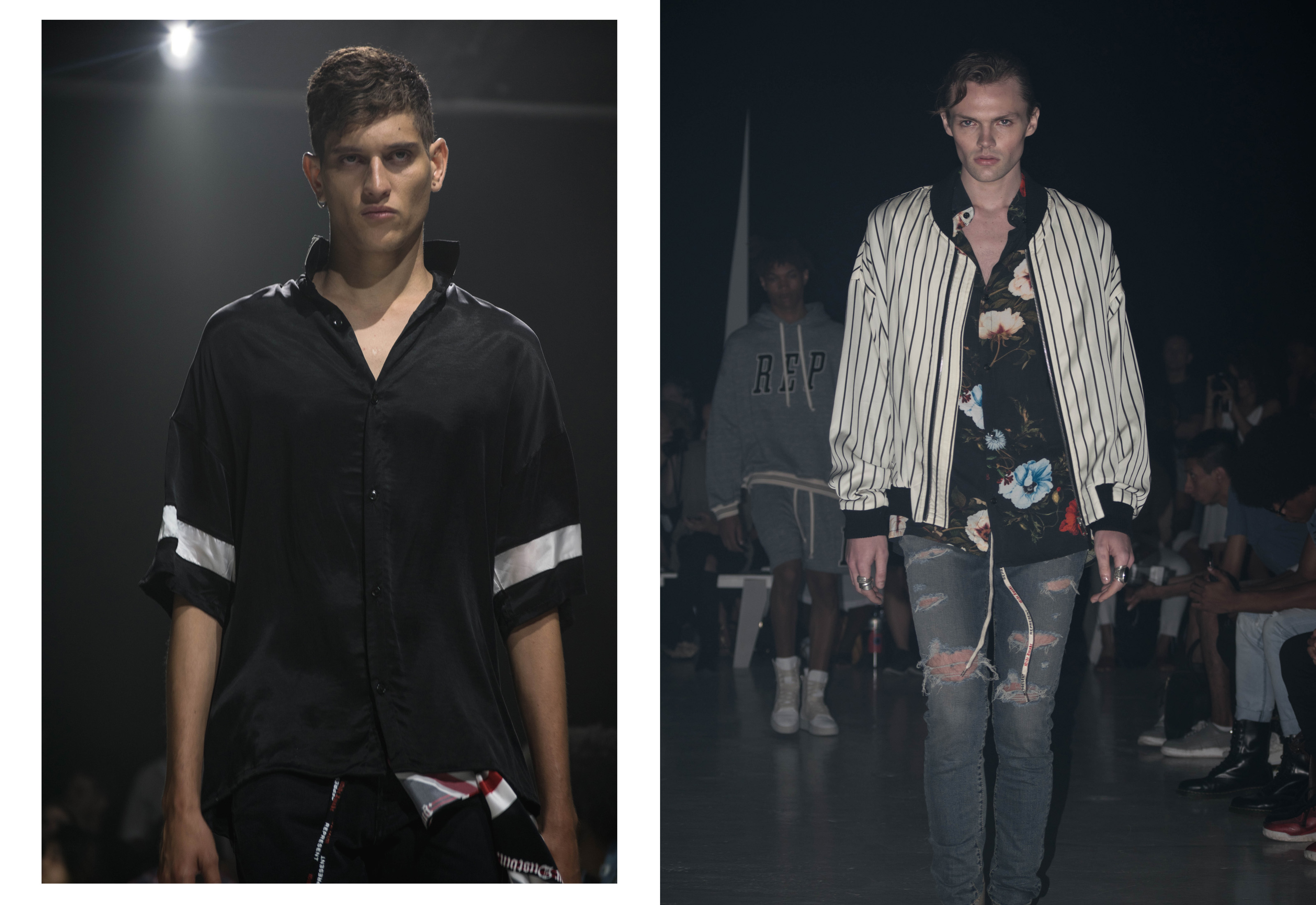 black - Represent Clothing SS18 Highlights from New York Fashion Week- Men's 2017 - FilterGrade Blog