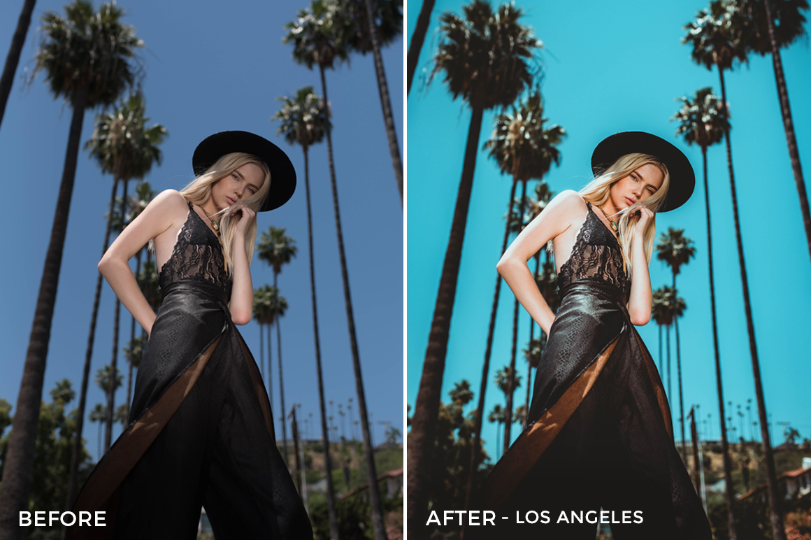 7 Los Angeles - Dennis Tejero Lightroom Presets - Dennis Tejero Photography - FilterGrade Digital Marketplace