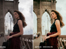 1 Brooklyn - Dennis Tejero Lightroom Presets - Dennis Tejero Photography - FilterGrade Digital Marketplace
