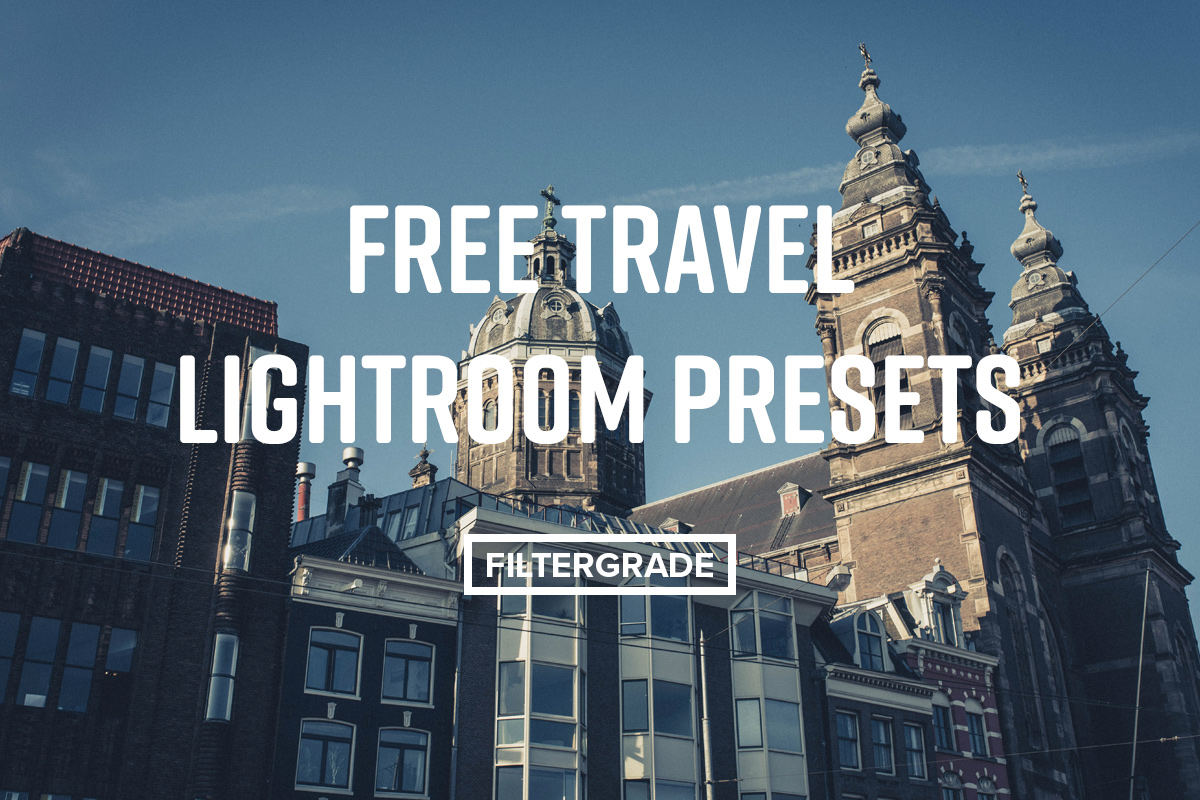 Free Travel Lightroom Presets Sample from Loaded Landscapes