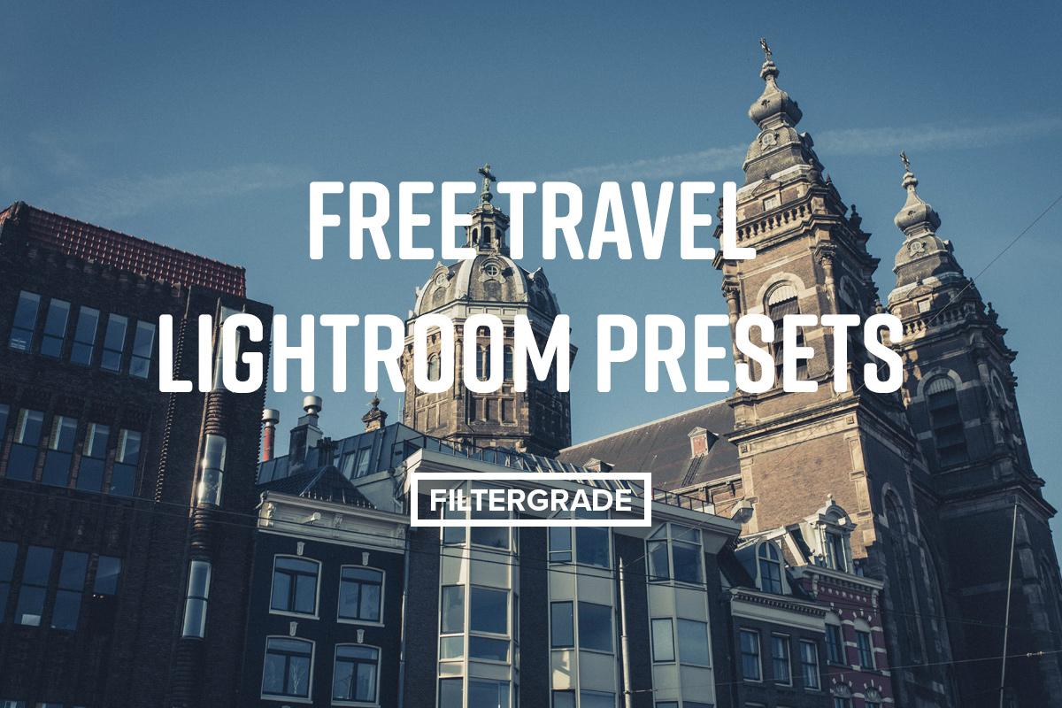 Free Travel Lightroom Presets Sample from Loaded Landscapes
