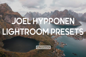 Featured 1 Joel Hypponen Lightroom Presets - Joel Hypponen Photography - FilterGrade Digital Marketplace
