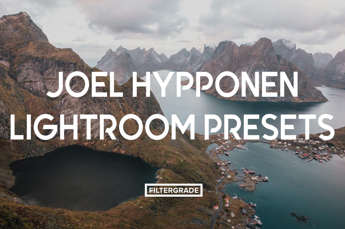Featured 1 Joel Hypponen Lightroom Presets - Joel Hypponen Photography - FilterGrade Digital Marketplace