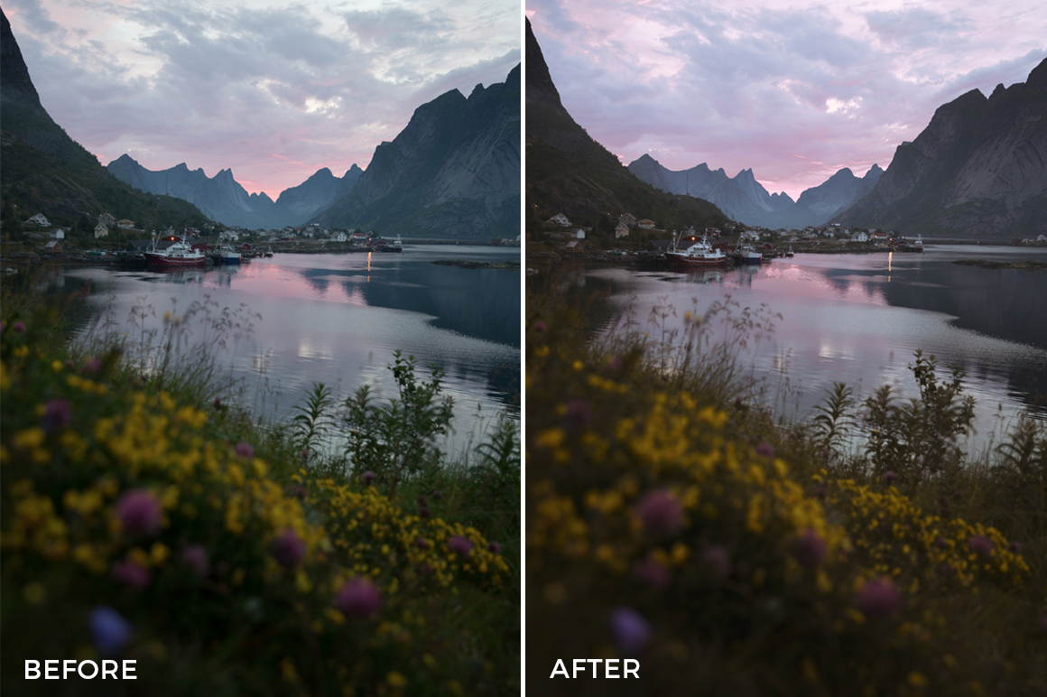 4 Joel Hypponen Lightroom Presets - Joel Hypponen Photography - FilterGrade Digital Marketplace