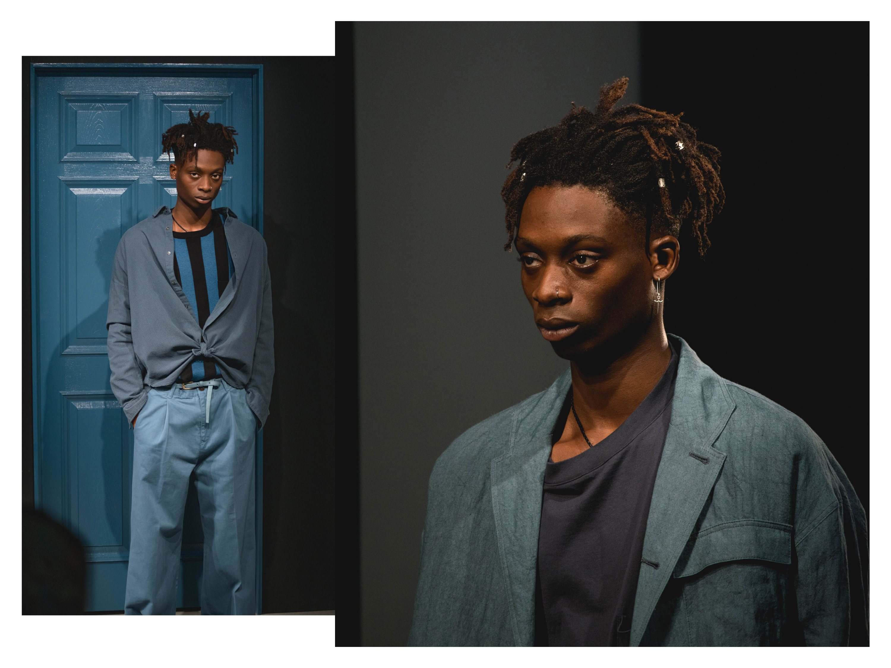 Robert Geller Gustav SS18 - NYFWM Highlights July 217 - FilterGrade Blog