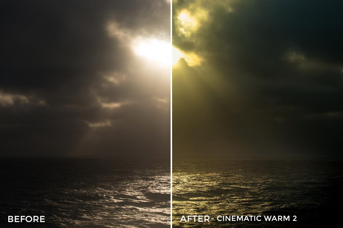 3 Cinematic Warm 2 - TJ Drysdale Lightroom Presets - TJ Drysdale Nature & Portrait Photography - FilterGrade Digital Marketplace