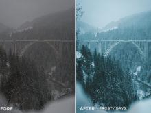 Frosty Days - Fabio Zingg Lightroom Presets - Fabio Zingg Photography - @thealpinists - FilterGrade Digital Marketplace