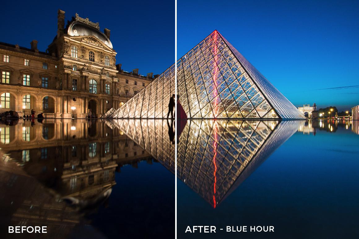 5 Blue Hour- Olivier Wong Lightroom Presets - @wongguy974 - FilterGrade Digital Marketplace