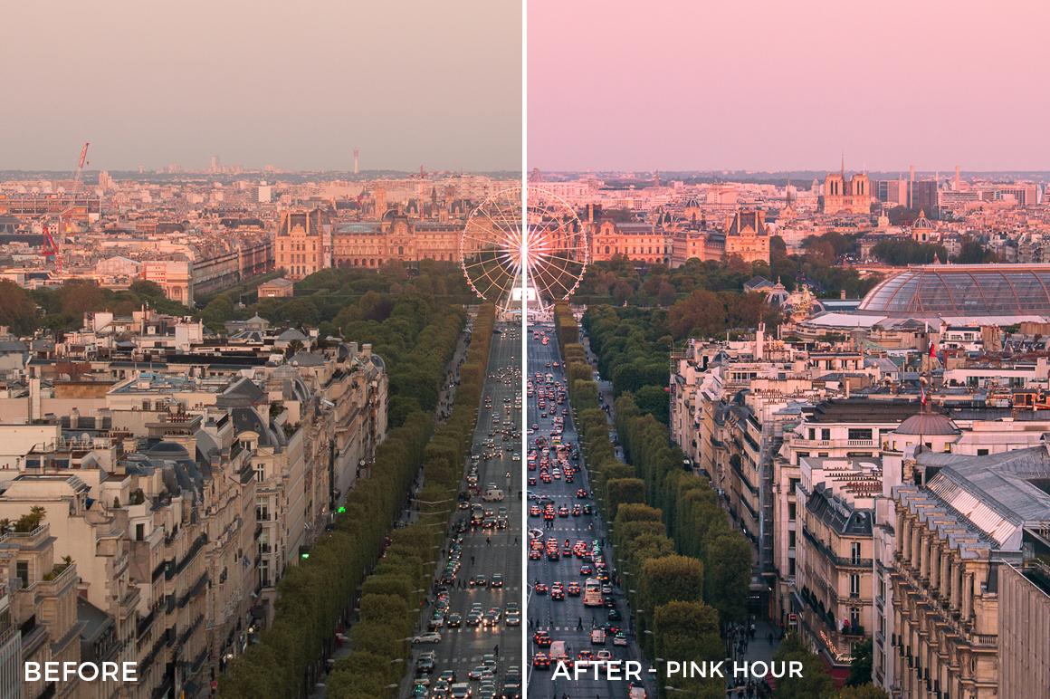 4 Pink Hour- Olivier Wong Lightroom Presets - @wongguy974 - FilterGrade Digital Marketplace