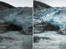 5 Norway Glacier - Fabio Zingg Lightroom Presets - Fabio Zingg Photography - @thealpinists - FilterGrade Digital Marketplace