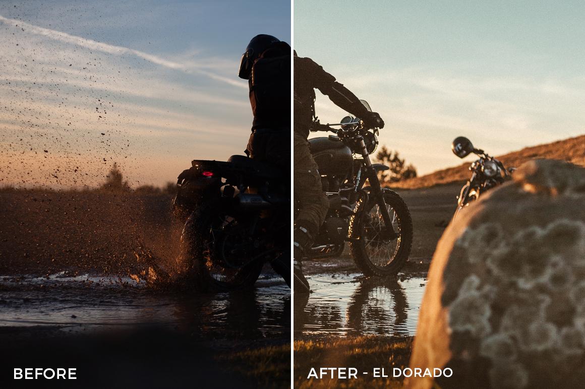 1 El Dorado - Speedy Donahue Zephyr Pack Lightroom Presets- Sean Donahue Photography - FilterGrade Digital Marketplace