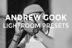 FEATURED - Andrew Gooks Lightroom Presets - @andrew_gook - FilterGrade Digital Marketplace