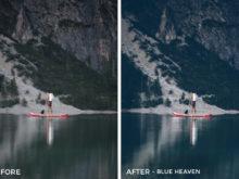 5 Blue Heaven - Aaron Brimhall Lightroom Presets - Aaron Brimhall Photography - FilterGrade Digital Marketplace
