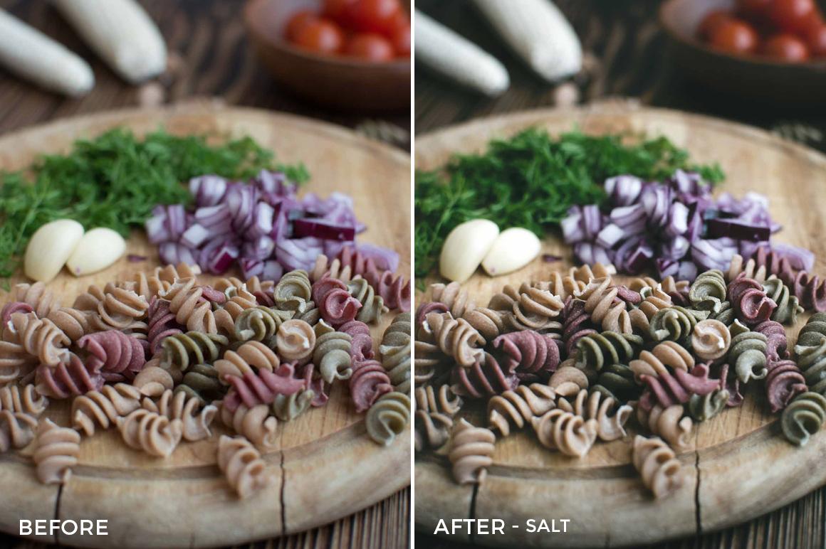9 salt- Foodies Feed Lightroom Presets - Foodies Feed Blog - FilterGrade Digital Marketplace