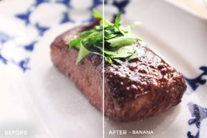 3 Banana - Foodies Feed Lightroom Presets - Foodies Feed Blog - FilterGrade Digital Marketplace