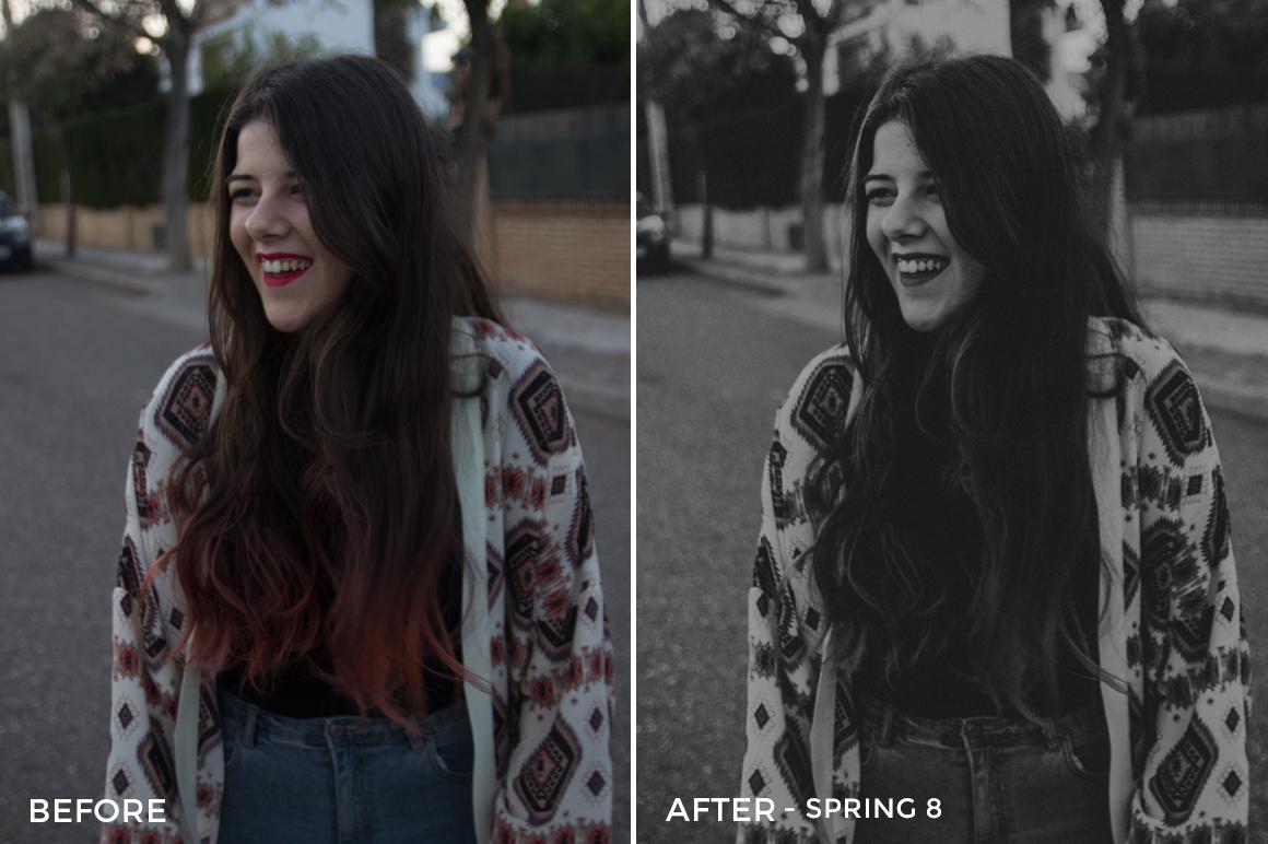 8 Spring 8 - Carmen Aguera Spring Lightroom Presets - FilterGrade Digital Marketplace