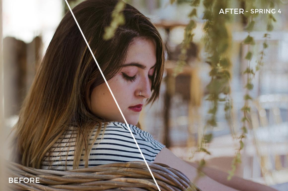 4 Spring 4 - Carmen Aguera Spring Lightroom Presets - FilterGrade Digital Marketplace