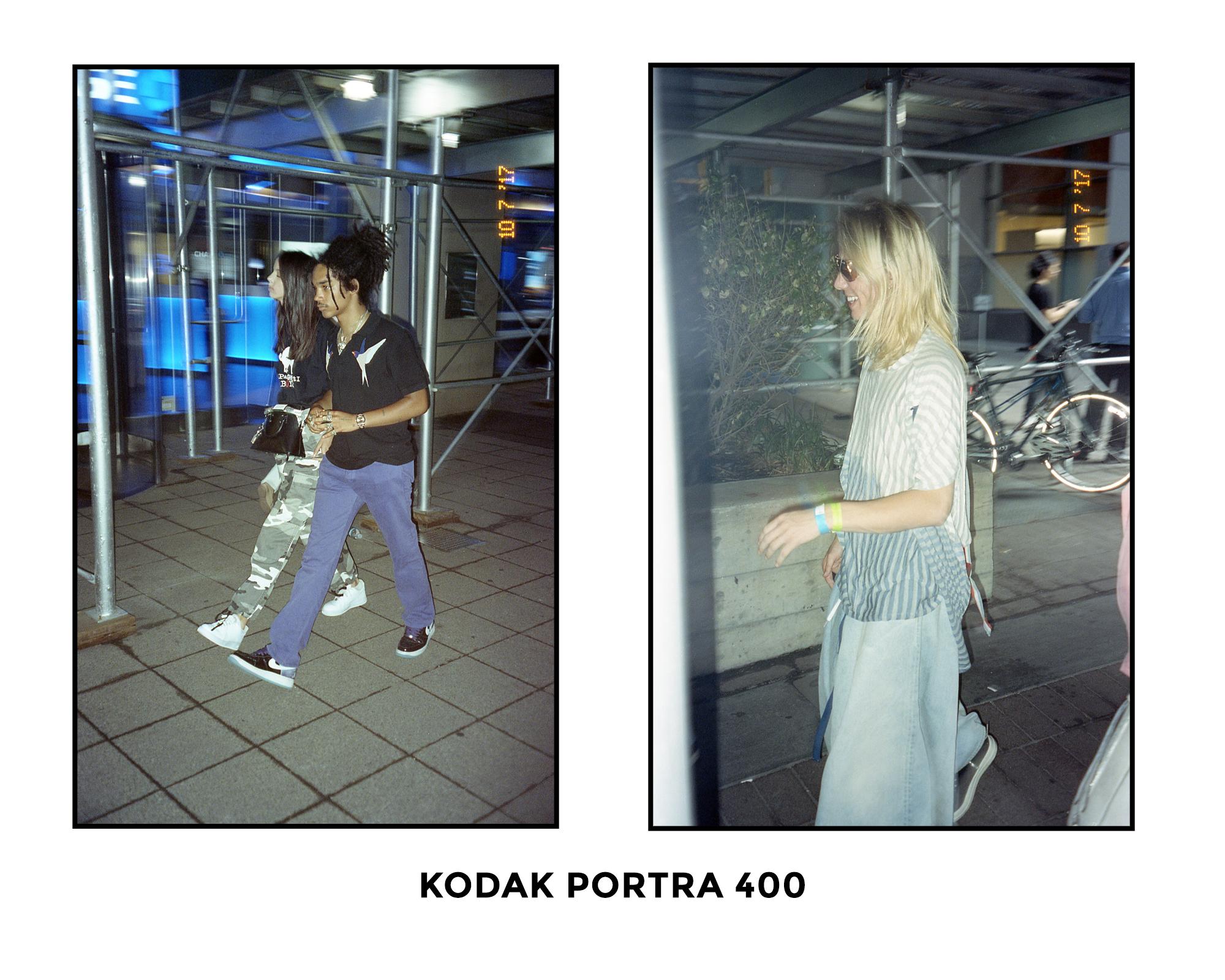 Film Stock Review: Kodak Portra 400 vs  Kodak Portra 800