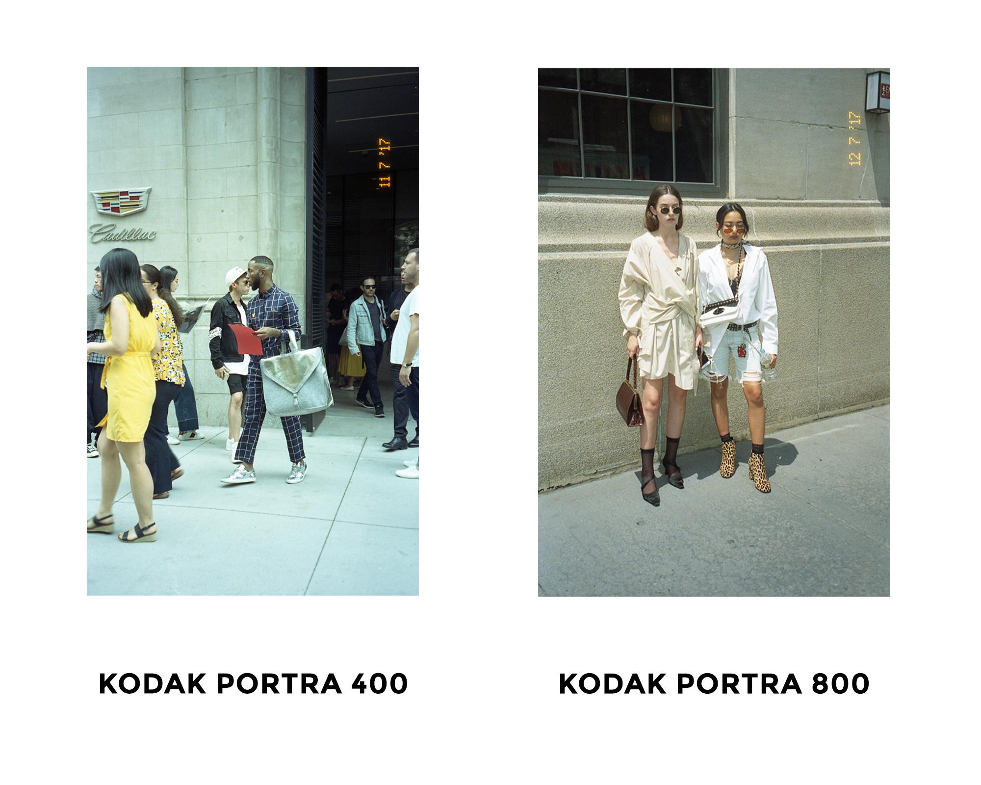 1 - Kodak Portra 400 vs. Kodak PortrA 800 - FILTERGRADE BLOG