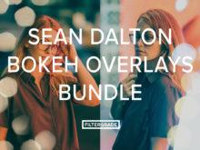 Sean Dalton Bokeh Overlays Bundle
