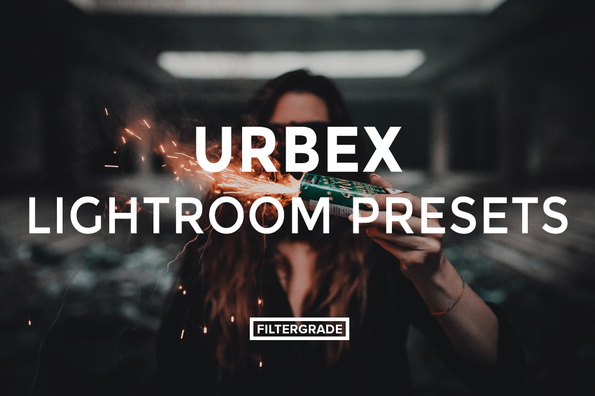 Featured - Urbex Lightroom Presets - David Pordan Phtoography - FilterGrade Digital Marketplace