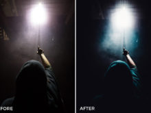 2 Urbex Lightroom Presets - David Pordan Phtoography - FilterGrade Digital Marketplace