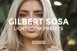 13 FEATURED - Gilbert Sosa Lightroom Presets - FilterGrade
