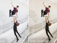6 Golden Vibes 1 - Gilbert Sosa Lightroom Presets - FilterGrade